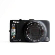 Nikon – appareil photo numérique Coolpix S9300 d'occasion, 16.0 MP
