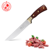 DENG Knife Stainless Steel Handmade Forged Multi functional Kitchen Knife Turkish Chef Cleaver Boning Knife For Meat And Bone