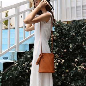 Image 5 - 本革タッセルクロスボディバッグ女性の高級財布レディーススモールショルダーバッグファッションマネー財布女性メッセンジャーバッグ