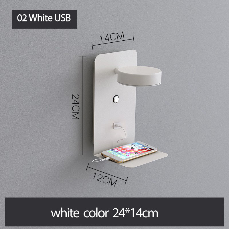 02 White USB