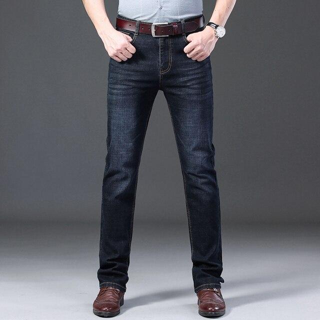 Casual Stretch Slim Jeans 6