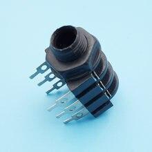 100 шт пластиковые розетки 65 мм 635