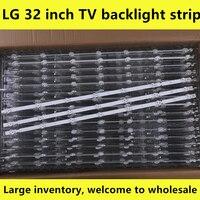 LED Backlight Strip 7 lamp for LG 32'' ROW2.1 Rev TV 32ln541v 32LN540V 6916L-1437A 6916L-1438A 6916L-1204A 6916L-1426A