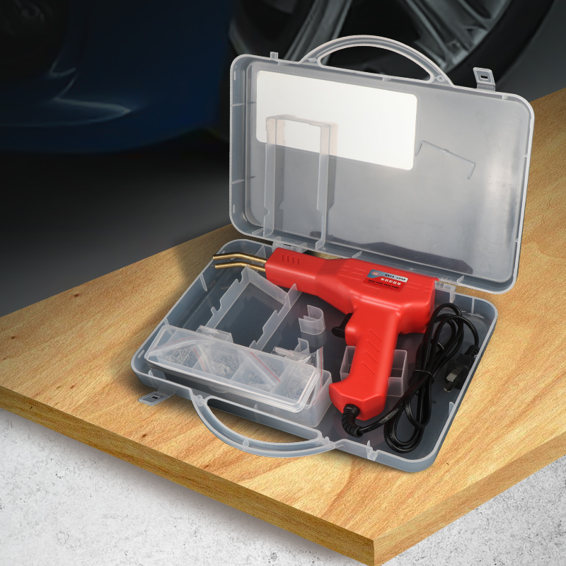 Repairing Tools Repairing Staple Machine Hot Bumper PVC Hot Iron Soldering Machine Garage Stapler Staplers Car Welder Plastics