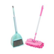 Utensils-Toys Miniature Kitchen-Broom Floor-Cleaning Kids Children Pretend-Play for Mops