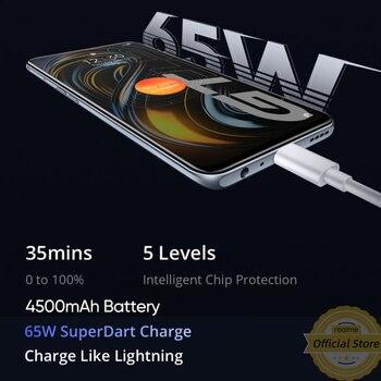 Смартфон Realme GT Snapdragon 888, ОЗУ 8 Гб, ПЗУ 128 ГБ, NFC 5