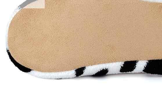 2019 yeni ev terlikleri süt dudak baskı yumuşak alt terlik bayan terlik kapalı ev terlik kadın ayakkabı boyutu 10 11 12