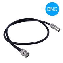 BNC מתאם ABBREE AR 152 AR 148 טקטי אנטנת קואקסיאלי להאריך כבלים עבור קוברה מידלנד Uniden Icom IC V80 IC V85 ווקי טוקי