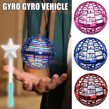 Flynova Новый рождественский подарок летающая игрушка НЛО шар