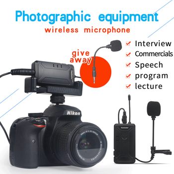 Camera external microphone, micro microphone, live recording, vlog recording, Maid Interview / recording / live broadcast фото
