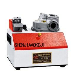 GD-313B Portatile Fresa Rettifica Macchina 110/220V Rapido Tipo di Rettifica di Precisione di Fresatura Macchina di Taglio Ferramenteria e attrezzi Strumento 1PC