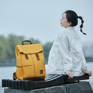 Image 2 - Xiaomi 90fun kolej eğlence sırt çantası Ipx4 su itici 13L büyük kapasiteli sırt çantası Unisex moda 14/15.6 inç bilgisayar çantası