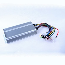 цена на High quality 48V/60V/72V 80A 3000W 24 mosfet Electric Bicycle Brushless dc motor speed controller