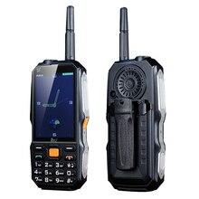 """DBEIF D2017 прочный внешний мобильный телефон с антенной аналоговый ТВ 3,"""" большой дисплей внешний аккумулятор Dual Sim большой аккумулятор для мобильных устройств D2016"""