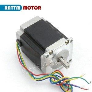 Image 2 - EU 4 Achsen CNC Router Kit 4 stücke 1 achse TB6560 fahrer & interface board & 4 stücke Nema23 270Oz in stepper motor & 350W netzteil