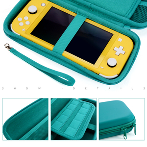 Image 3 - New Storage Bag for Nintendo Switch mini Portable Travel Protective bag for nintend switch lite Case 4 colors or 4 sets
