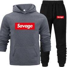 2019 New Brand gyay Hoodie Men Gray Sweatshirt Savage with Black Gown Hip Hop 3d Skull Hoodies Full