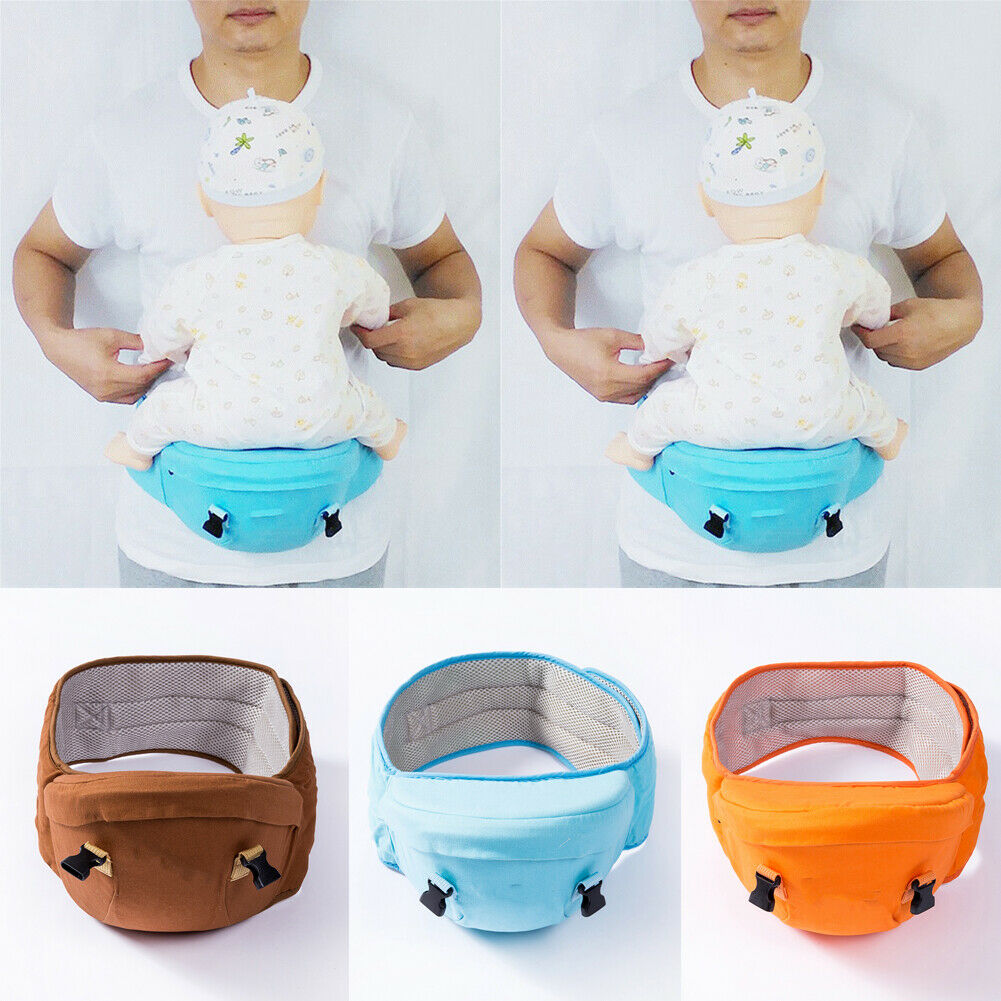 NEW Baby Sling Hold Waist Belt Backpacks Baby Carriers Kids Infant Hip Seat Baby Waist Stool Walkers