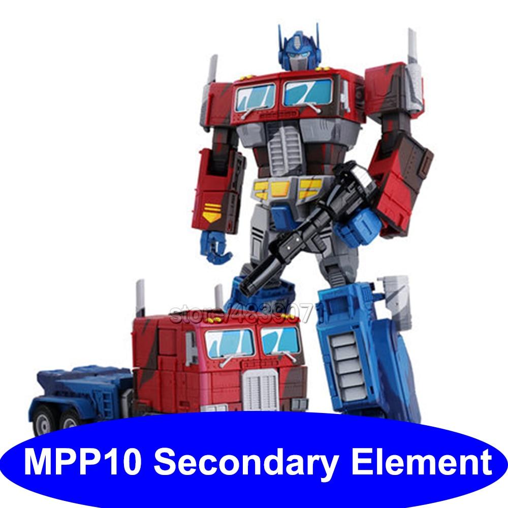 IN STOCK WJ 32cm Transform MPP10 MPP-10E EVA Figure OptimuPrime