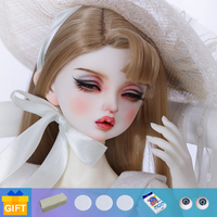 Doll BJD VKS Mizu 1/3 Toys dolls fullset one piece dress surprise gift for boys and girls dropshipping 2020 ball jointed doll