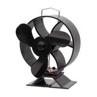 3 klinge Wärme Versorgt Herd Fan für Holz Kamin Log Brenner Ruhig Eco Freundliche X3UC-in Gebläse aus Werkzeug bei
