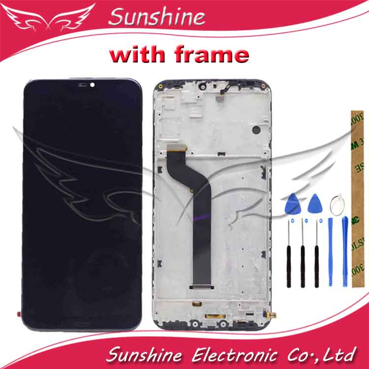 Good Quality LCD For Xiaomi MI A2 Lite Display / Redmi 6 Pro LCD Display With Touch Screen Sensor Complete Assembly