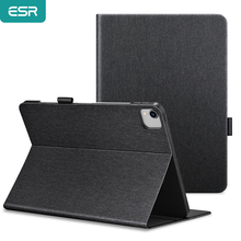 ESR Fall für iPad Pro 12.9/11 2020 2018 11/10,5 Pro iPad./Mini 1 2 3 4 5/iPad Air 1 2 3 4 Oxford Tuch PU Leder Smart Cover
