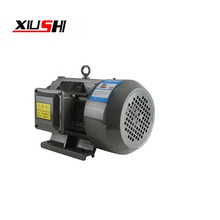 110V 220V 380V small three-phase asynchronous ac motor iron housing 18.5KW induction motor 60w constant speed motor 5ik60gn 110v 220v 380v 90mm singal phase