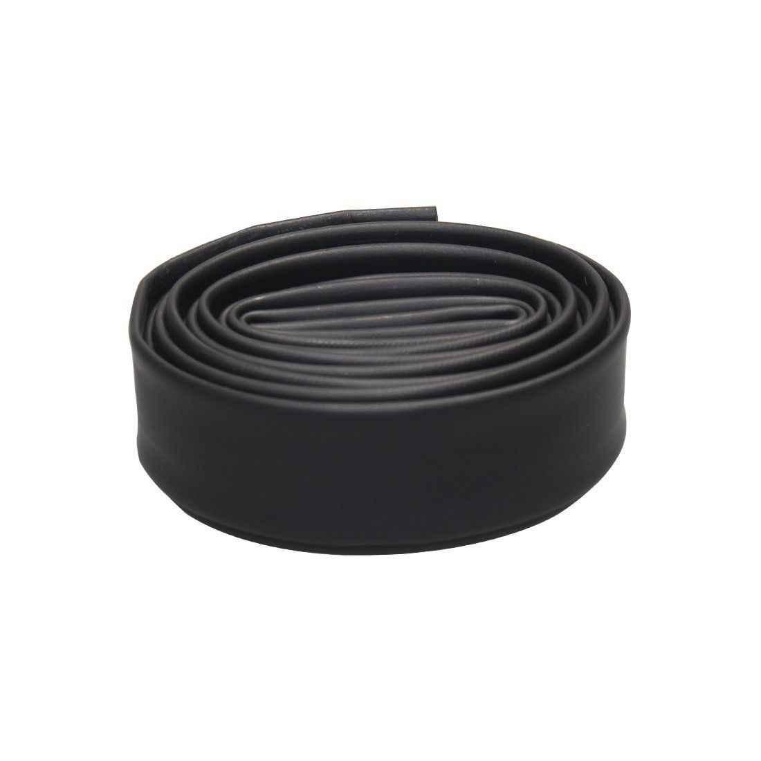 Sıcak satış 2 adet siyah ısı Shrink boru elektrik kılıfı araba kablo/tel isı Shrink boru Wrap-10 MM, 2M ve 6 MM, 2M