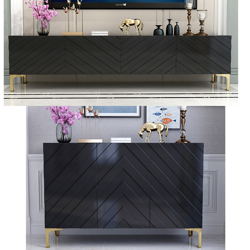 Wooden Unique Designer Nordic Style Tv