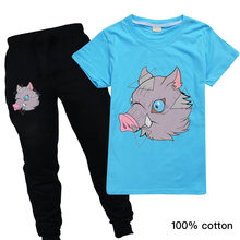 Комплект одежды для маленьких мальчиков милый летний комплект
