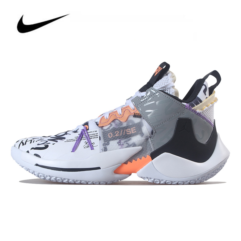 High-Top Nike Air Jordan  Why Not 2 SE PF 2 AV4126-101 Men Basketball Shoes Outdoor Sports Sneakers Boots
