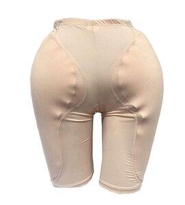 Image 2 - 2 adet sünger yastıklı Butt kaldırıcı nefes kalça artırıcı sünger kalça pedi kalça kaldırma güzellik Ajusen kadın erkek Crossdresser