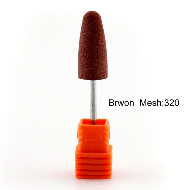 #180/340/320 фреза для ногтей фрезы сверла электрической машинки