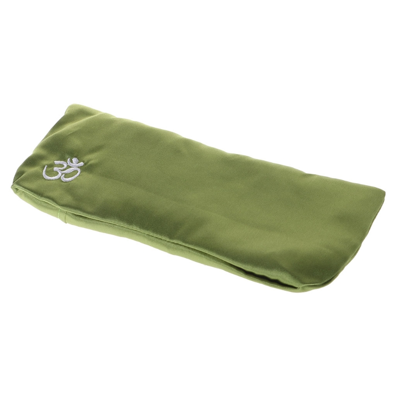 Yoga Eye Pillow Silk Cassia Seed Lavender Massage Relaxation Mask Aromatherapy A6HC Suit For Yoga
