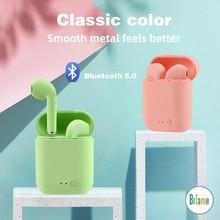 Briame Mini2 Drahtlose Kopfhörer Bluetooth Kopfhörer Wasserdicht Ohrhörer Sport Earbuds Für Huawei Iphone Xiaomi TWS Musik Headset