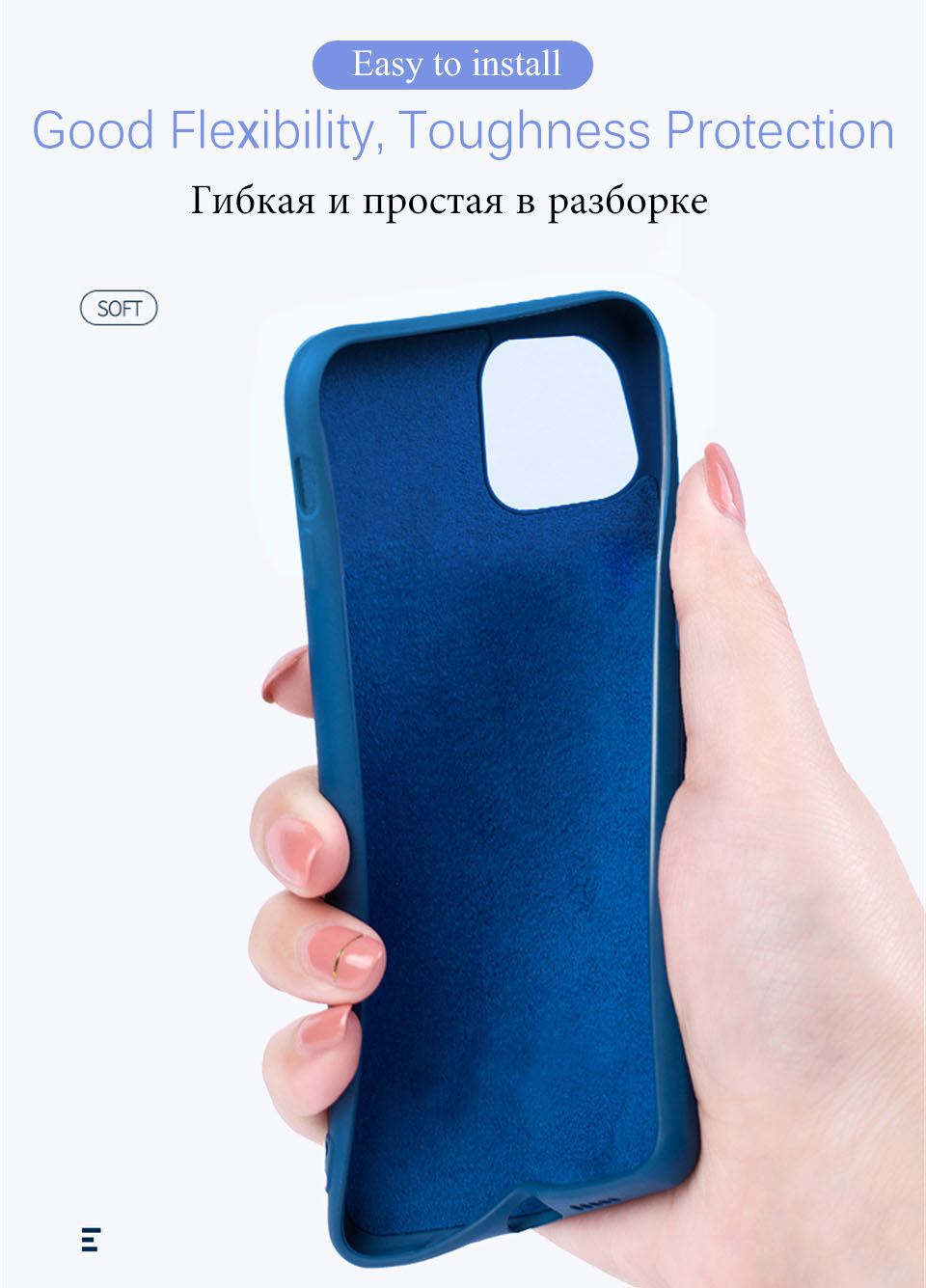 Luxury Liquid Silicone Bumper Phone Case For iPhone 11 Pro X XS Max 12