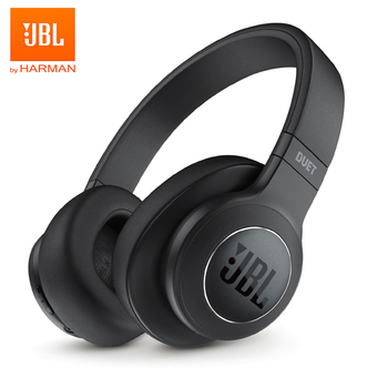 JBL Duet NC Wireless Bluetooth Headphone Active Noise Cancelling Rapid Charging 24 Hours Battery Life Sport Earphone Gym Headset Electronics Wireless Earphones