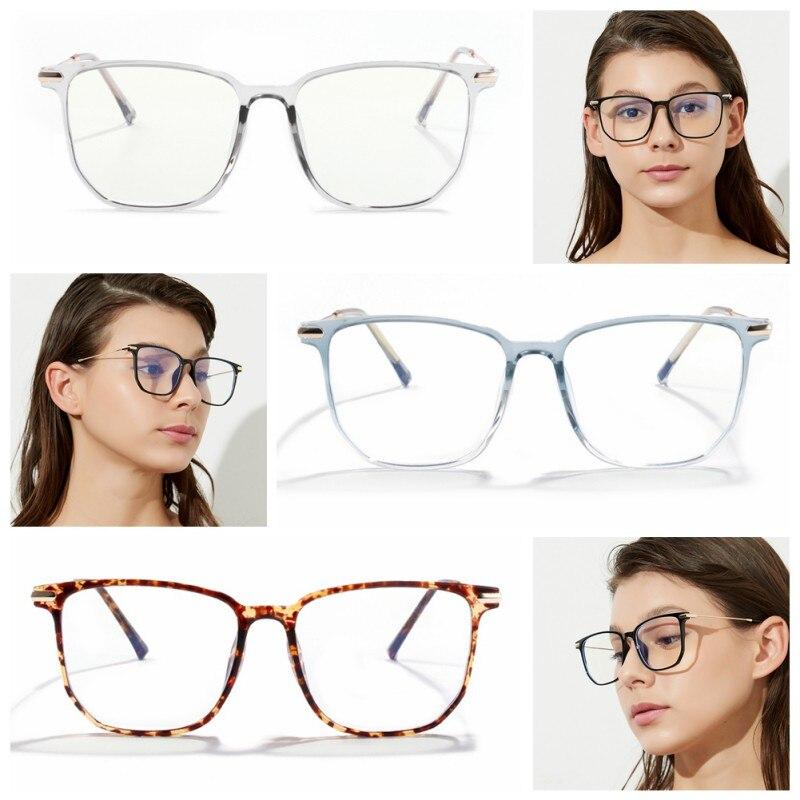 Женские очки с защитой от синего света ультралегкие для компьютера