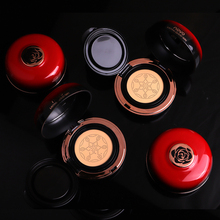 NOVO Air Cushion CC Cream Moisturizing Foundation Nude Makeup Concealer Waterproof Natural Whitening Brighten Face Beauty Makeup
