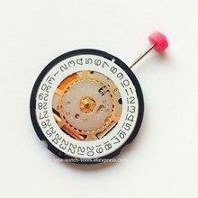 ONDA 715-Movimiento de reloj de cuarzo con vástago ajustable, 3 pines, piezas de reparación de relojes, accesorios, nuevo