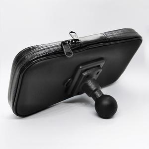 Image 1 - 스마트 폰용 1 인치 볼 연결 기능이있는 방수 지퍼 케이스