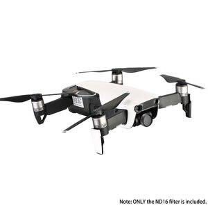 Image 5 - Neewer 3 개 (ND4, ND8, ND16 필터) DJI Mavic Air Drone Quadcopter (검정색) 용 Pro 중립 밀도 필터 키트