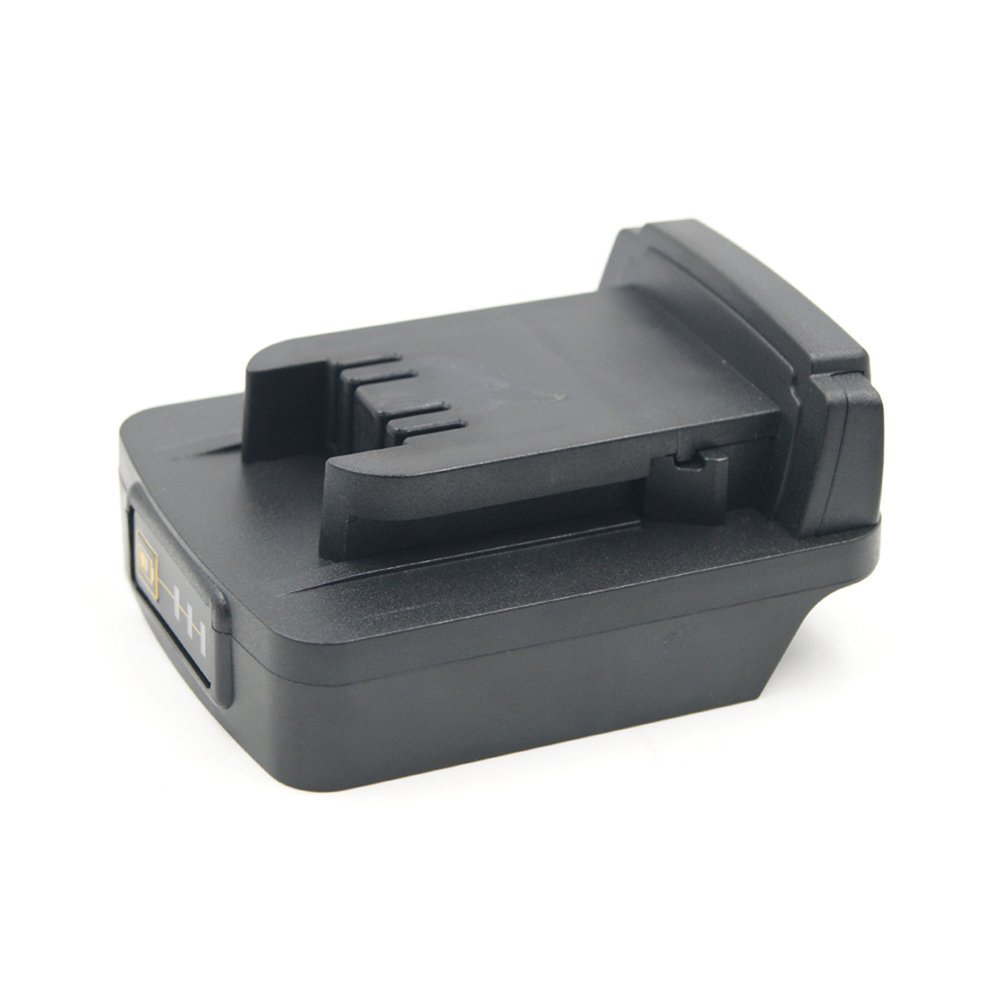Battery Converter for MAKITA 18V BL1840 BL1850B BL1860B BL series Li ion battery to for Milwaukee M18 18V Li ion Battery Adapter|Replacement Parts & Accessories| - AliExpress