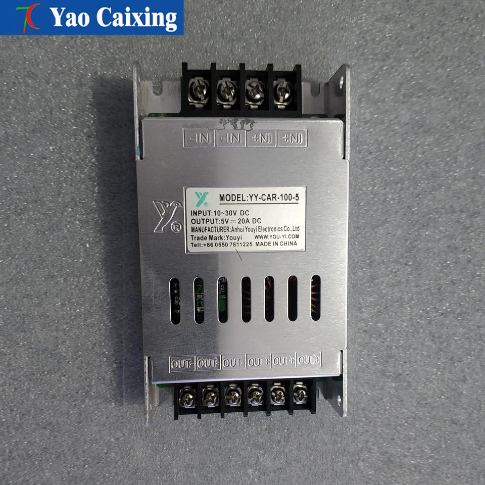 Input 10v-30v Input 5v20a100w Slim Switching DC Power Supply