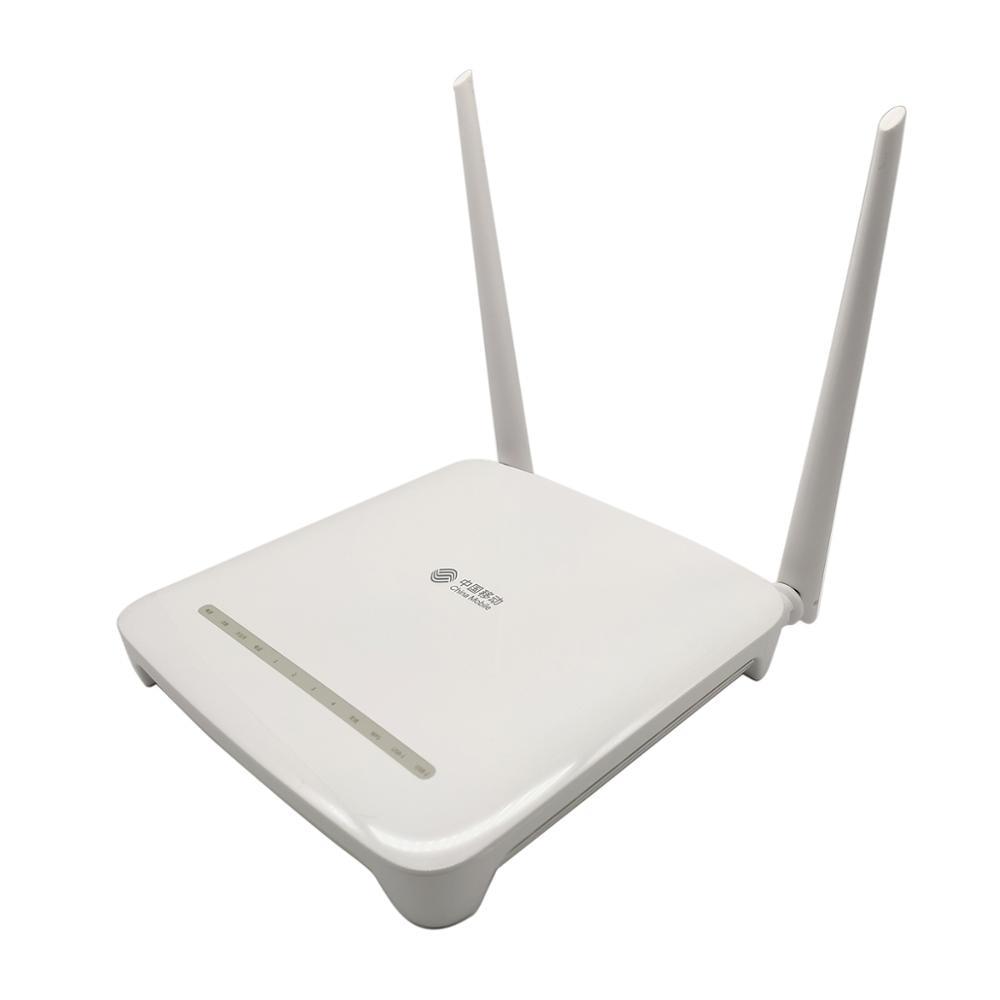 100% New ZXHN F673Av9 GPON ONU,4GE Wlan +2 Usb + Tel +2.4G&5G Dual Frequency Wifi Epon Ont  Cheapest Dual-mode Wifi ONU Router