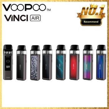 Hot Vape kit 4ml Original VOOPOO VINCI AIR Pod Kit 900mAh Battery Rba Coil & Built-in ENE.AI chip MTL Ecig VS Vinci/Vinci X Mod
