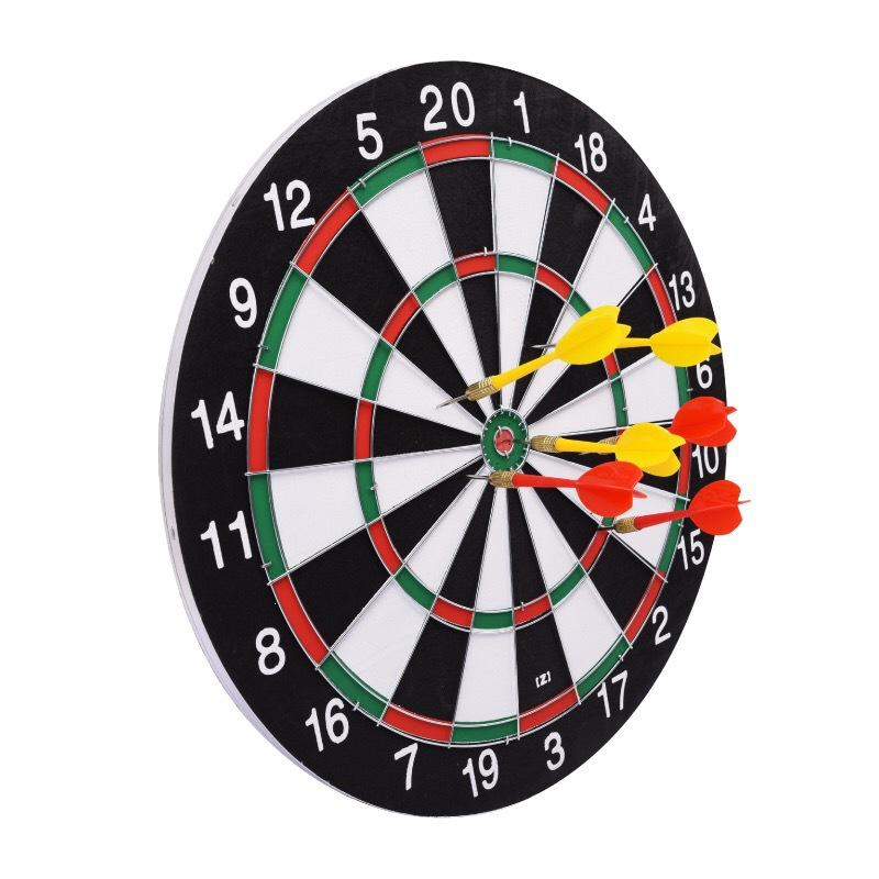 Manufacturers Direct Selling Dart Board Set 12-Inch 17-Inch 15-Inch Dart Plate Entertainment Products Shooting Toy Wholesale