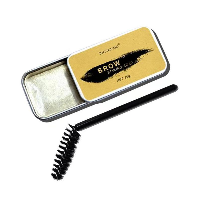 3D Wild Brows Eyebrow Shaping Cream Brow Soap Makeup Gel Waterproof Balm Styling Eyebrow Tint Pomade Eyebrow Kit