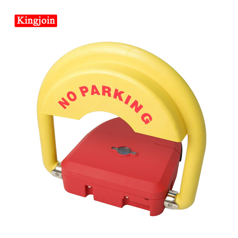 Waterproof Smart Remote Parking Lock Automatic Parking Lock In Commercial Remote Smart Parking Equipment (optional Red And Gray)